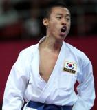 李志焕获得铜牌