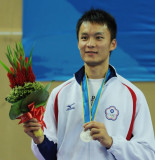 台北选手银牌