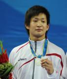 日本选手摘银