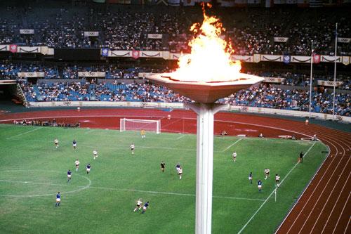 1988年汉城奥运会以来图片