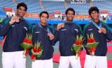 印度队获得铜牌