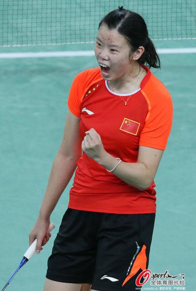 中国3-0完胜实现五连冠