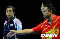刘南奎:精神上不能输中国乒乓球 像猛犬死咬不放