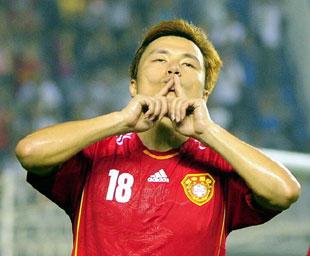热身赛-郜林破门 国足1-1加纳