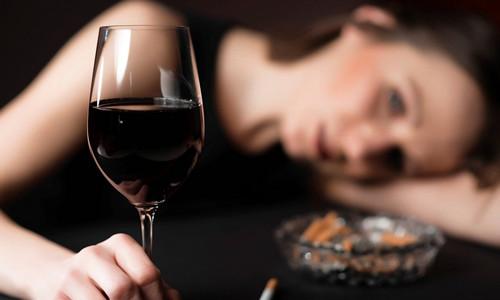 适度饮酒是个成为女神的捷径