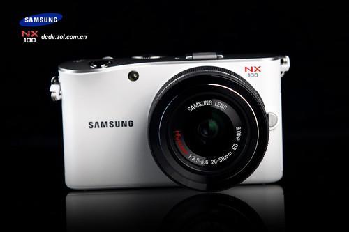 搭配智能镜头三星NX100相机详细评测