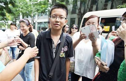 四川少年陈勇豪就读东南大学生物医学工程专业,曾从小学直接跳到高中