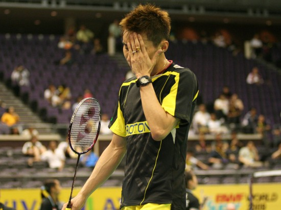 Lee Chong Wei, Koo Kien Keat-Tan Boon Heong fall in Singapore Open 2009